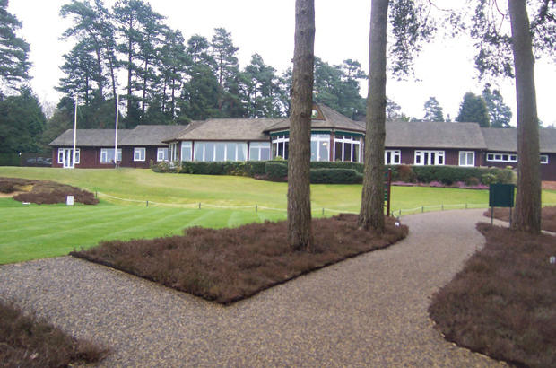 Liphook GC's new pathways are a big hit