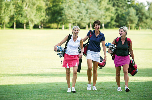 Get into golf records huge upsurge in participation