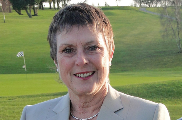 Tireless Jan is helping to get Essex women golfing