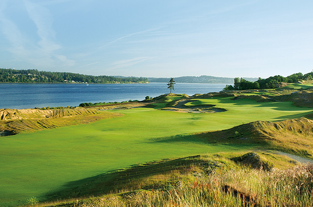 Check out Chambers Bay