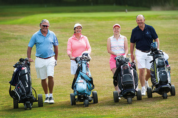 Positive results and funding boost for English grassroots golf