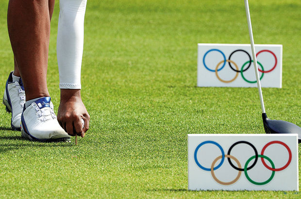 Forget the PR fluff on the Olympics, golf's doing fine on its own