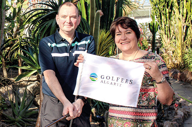 Scots couple launch specialist golf holiday company for the Algarve