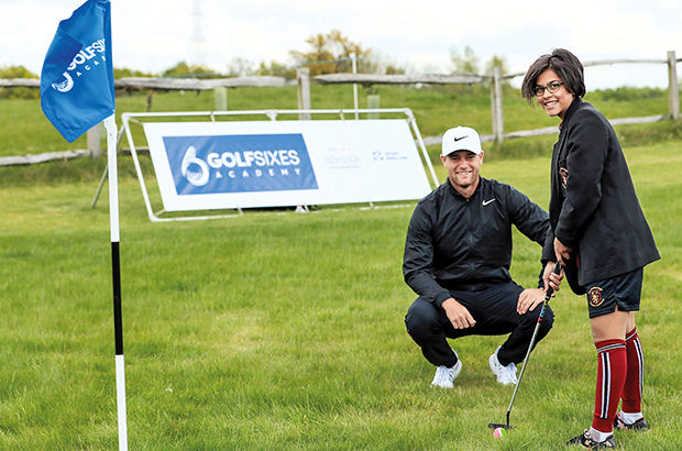 'Innovative' GolfSixes set to roll out into golf clubs