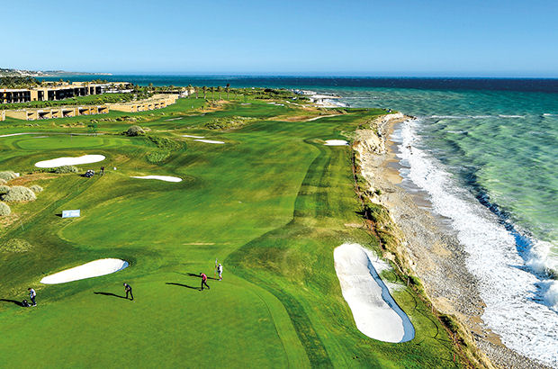 Sicilian resort hailed by Bjorn, Quiros, Colsaerts& Co after making its European Tour debut