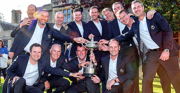 Scots star as GB&I win PGA Cup