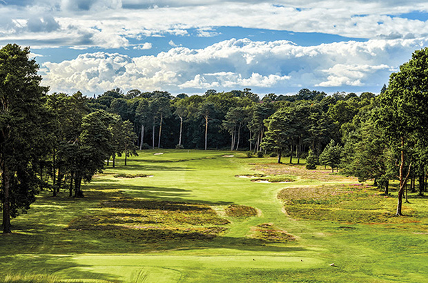 WOKING Golf Club is gearing up to  celebrate its 125th anniversary by undertaking what it calls a number of 'modern initiatives'.  The Surrey club has seen its already-excellent greens benefit from the completion of major drainage improvements, overseen by course manager Andy Ewence, who joined the club recently from The Bukinghamshire.