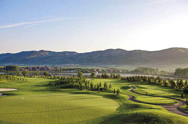 Sofia… the hip new short-break golf haunt
