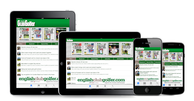English Club Golfer Online