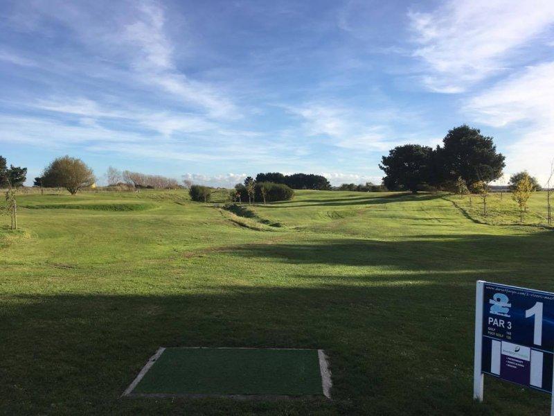 Two Riversmeet Golf Centre