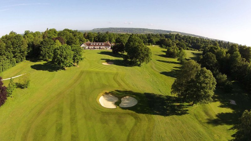 Nizels Country Club Kent English Golf Courses